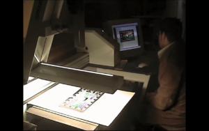 Digitalización de cartularios en el AHN