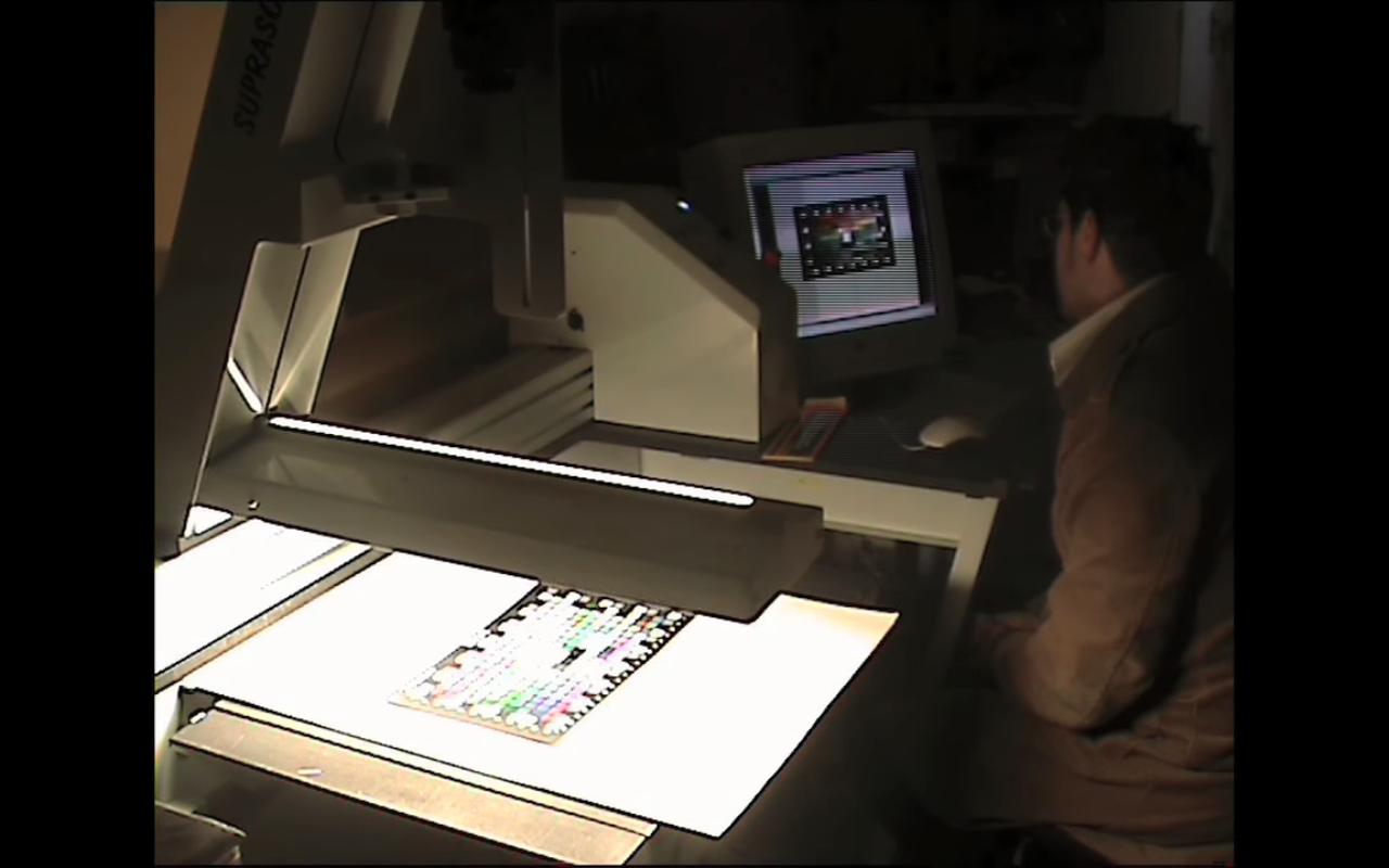 Digitalización de cartularios en AHN